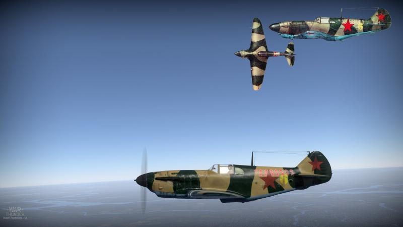 ЛаГГ-3-35