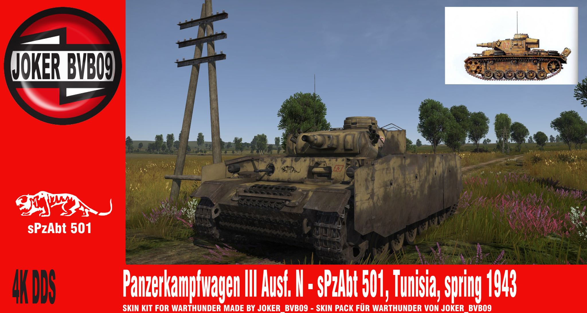 War Thunder Biweekly Top Skins The Month Petition September