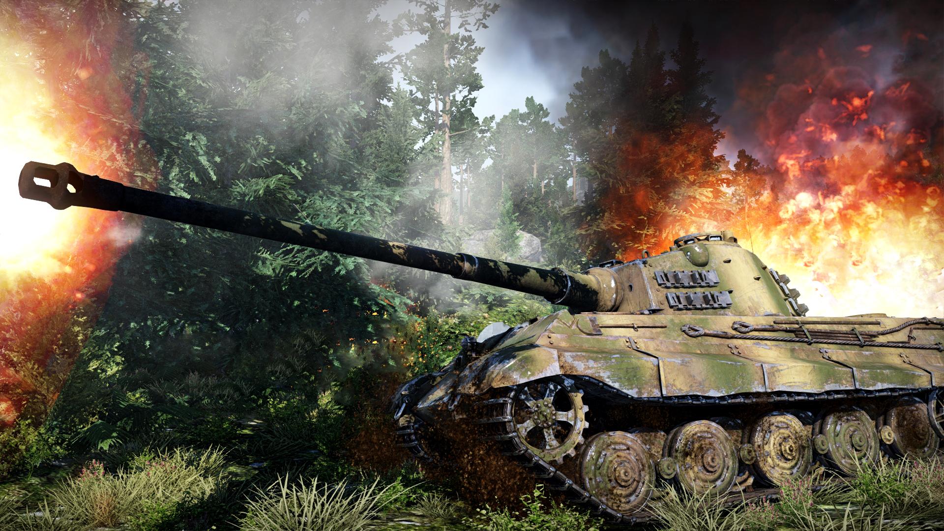 World Of Tanks Tiger 2 Matchmaking