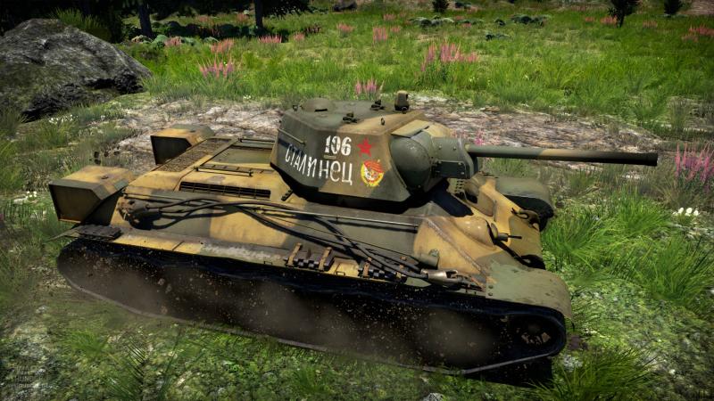 вар тандер камуфляжи для танков т 34