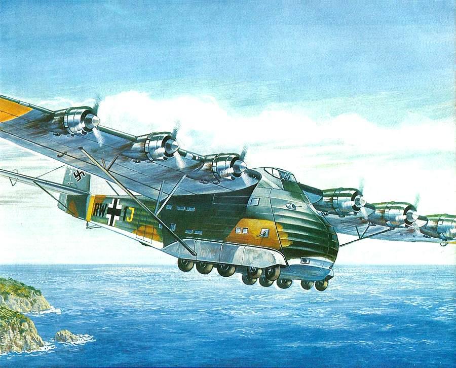 самолёт гигант фото