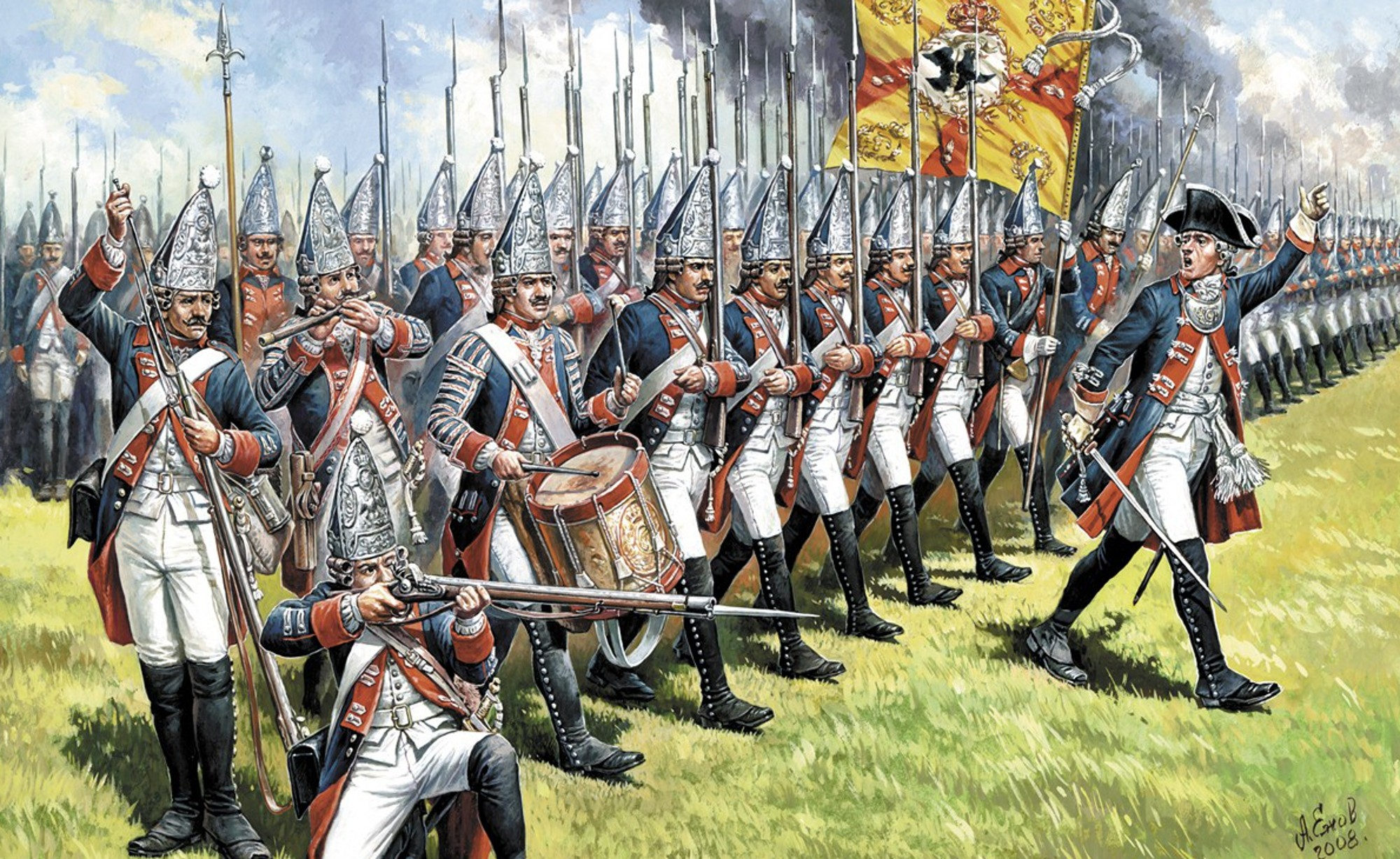 history of military formations The daily military formation at which individuals report to the medical officer as sick type of: formation an arrangement of people or things acting as a unit.