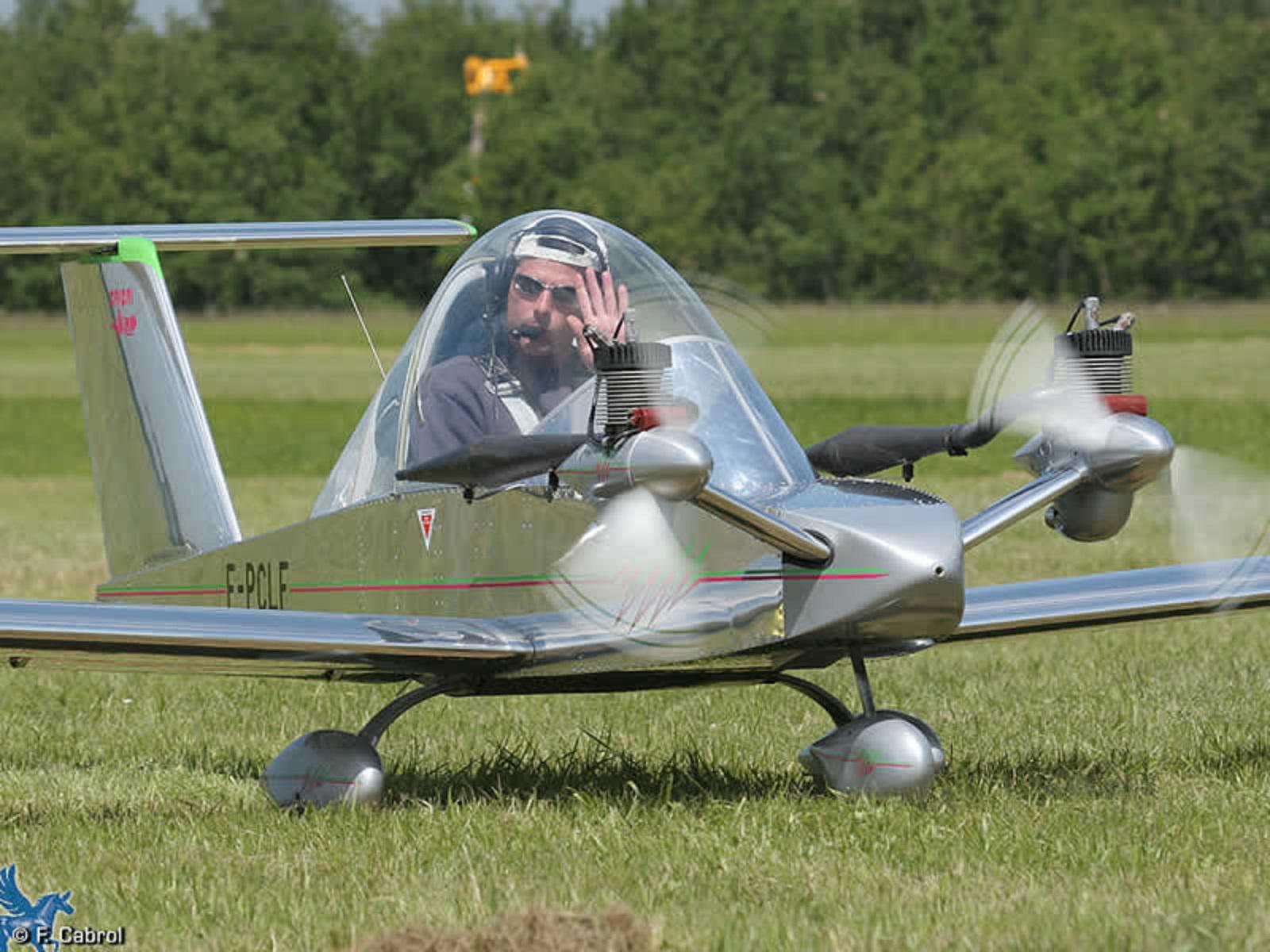 Сверхлегкие малые самолеты своими руками