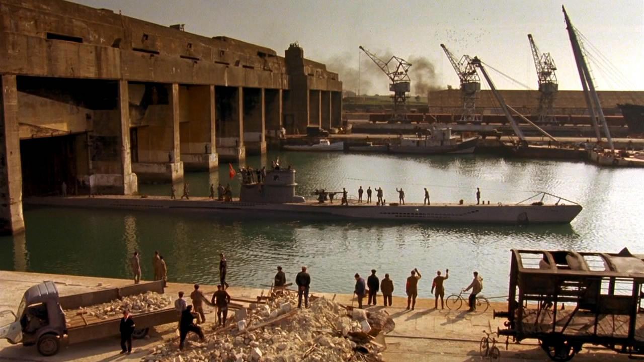 документальные фильмы о подводных лодках в войну