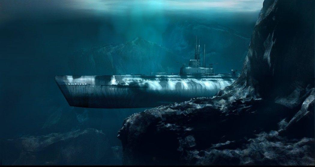 новые художественные фильмы о подводных лодках