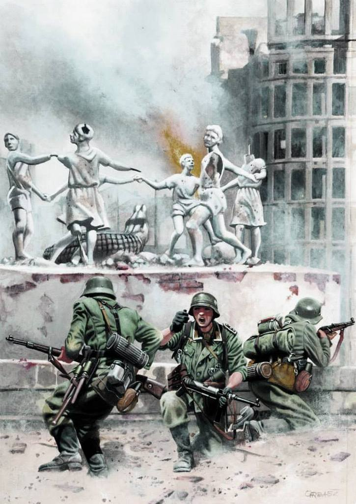 Battle of stalingrad essays