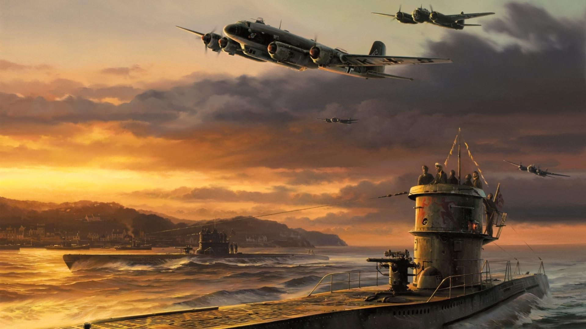 лучшие фильмы про подводные лодки в hd 720