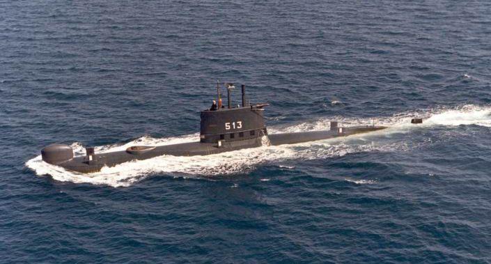 зарубежные неатомные подводные лодки