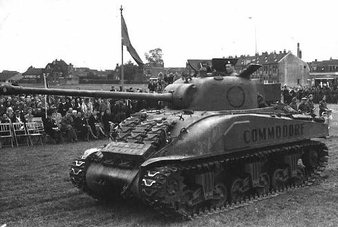 Sherman firefly variants, Should have in game - Medium