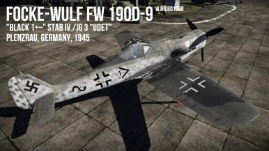 war thunder fw 190d-12 guide