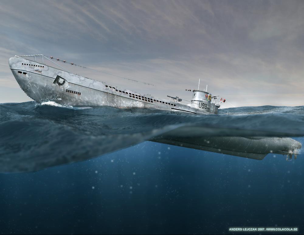 кригсмарине подводные лодки