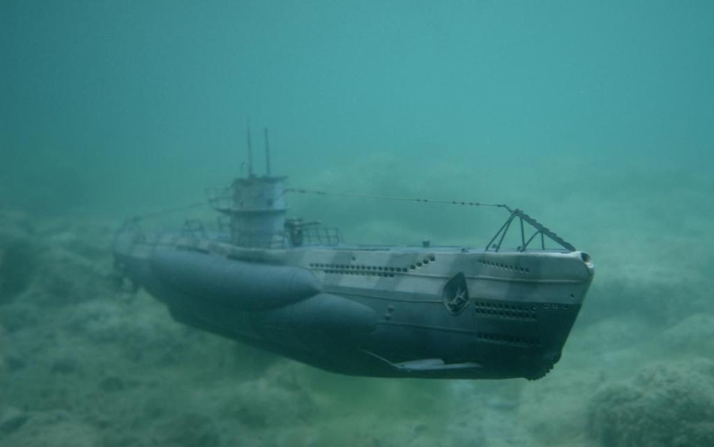 все летающие подводные лодки мира