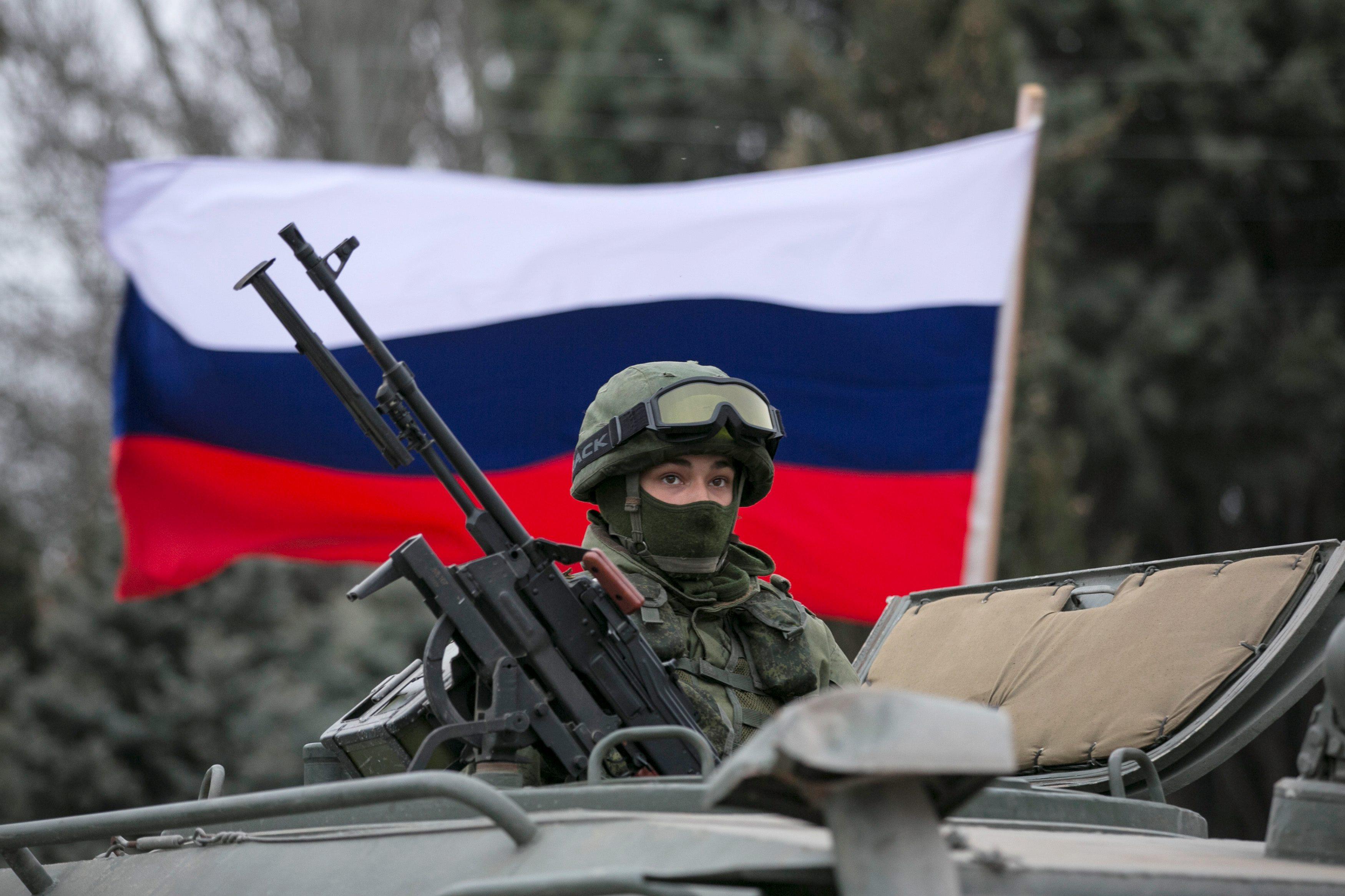 В украинском Генштабе рассказали о плане борьбы за Крым с помощью танков