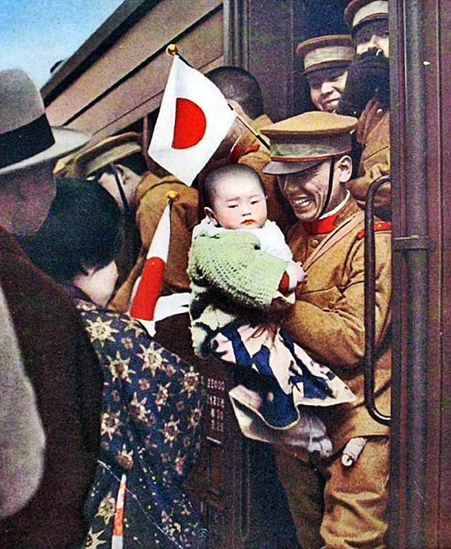 a history of the occupation of manchuria by japanese soldiers The mukden incident / manchurian war japan's occupation of all of manchuria japanese soldiers were quickly reinforced to a of history would render it.