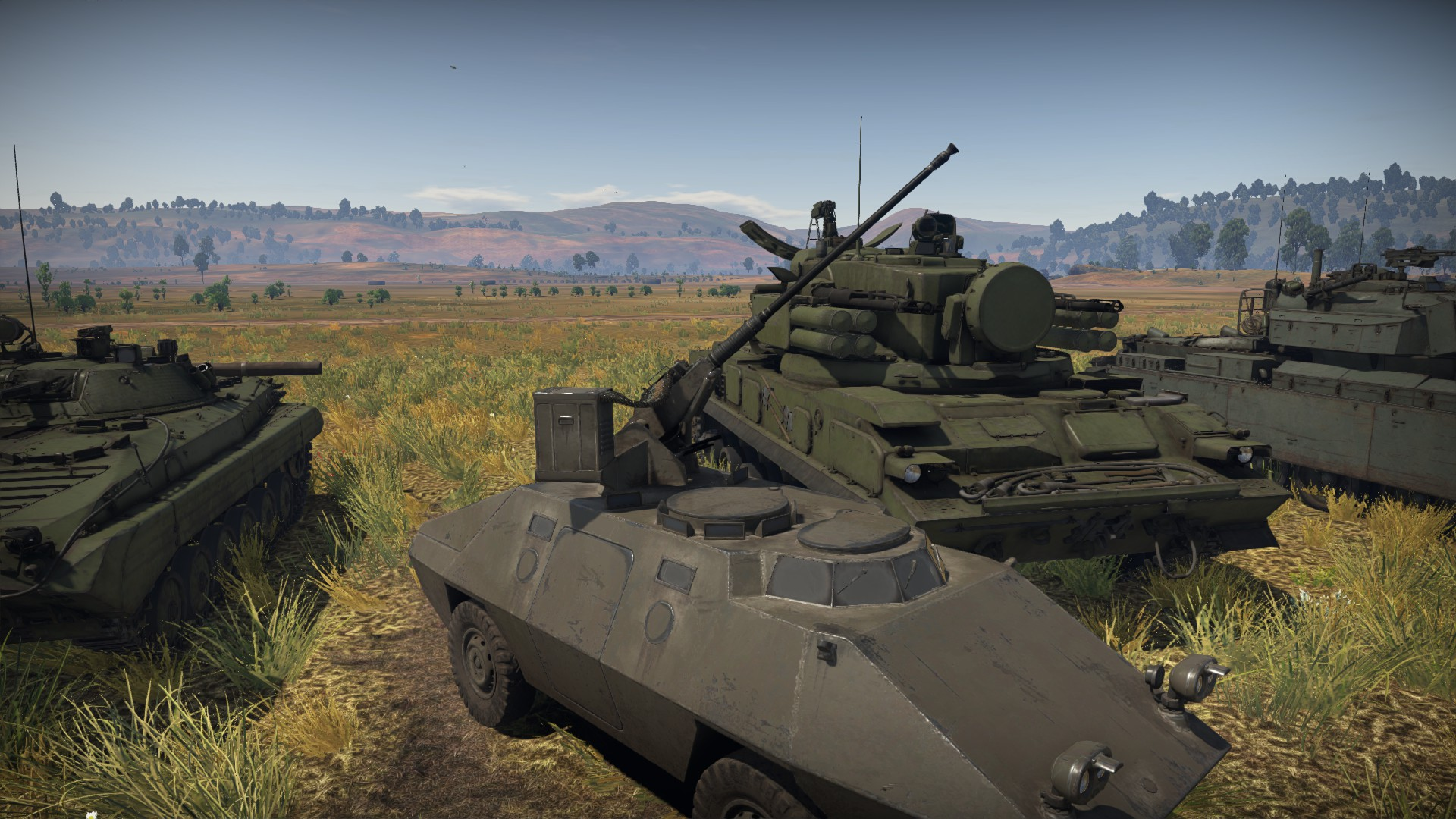 tank polygon war thunder