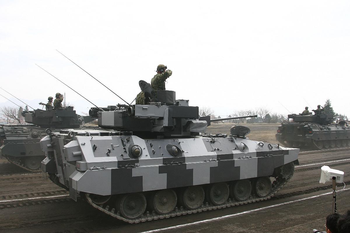 War thunder type 89