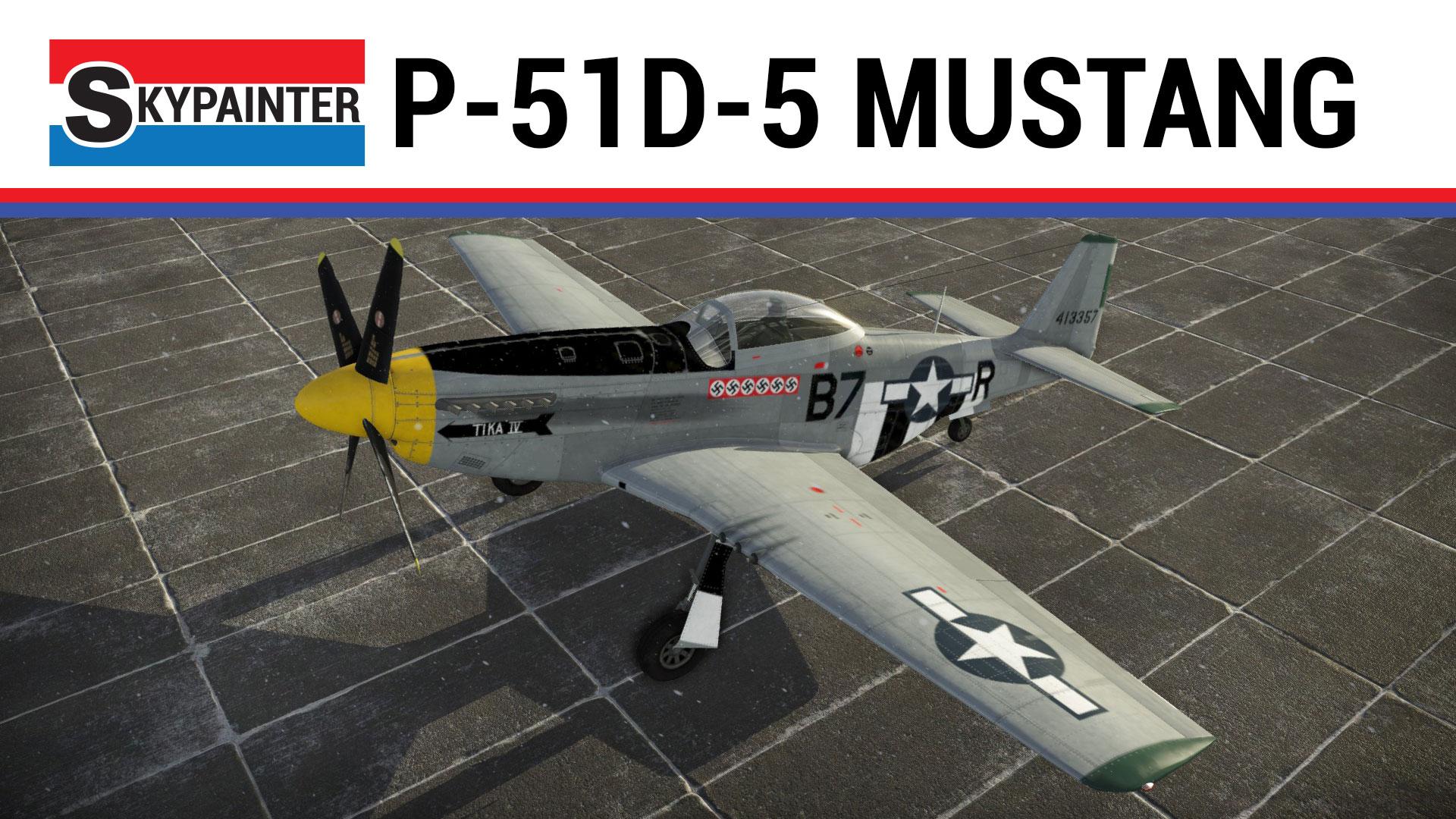 P51c war thunder