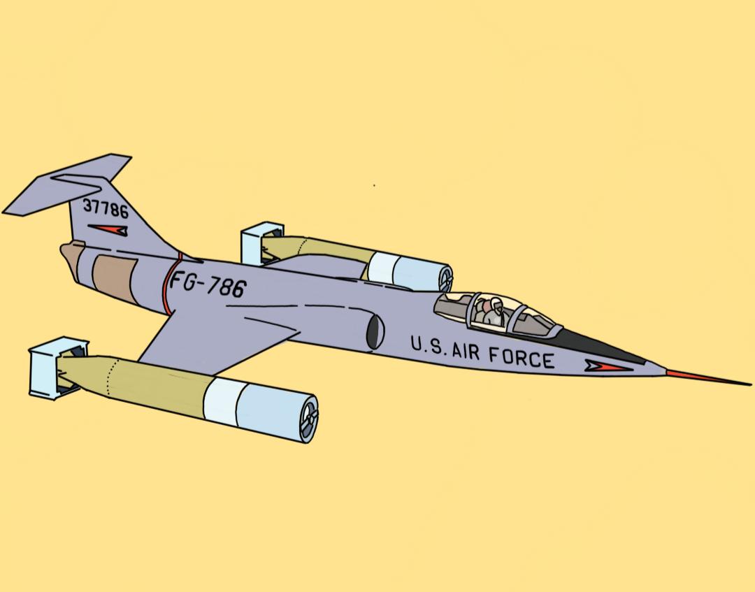 Douglas a4b skyhawk
