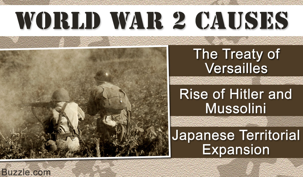 dbq causes of wwii