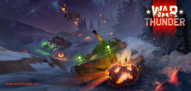 Warthunder Why I Didnt Get The Po-2 For The Halloween Contest 2020 WT Live // Image by nemo2611