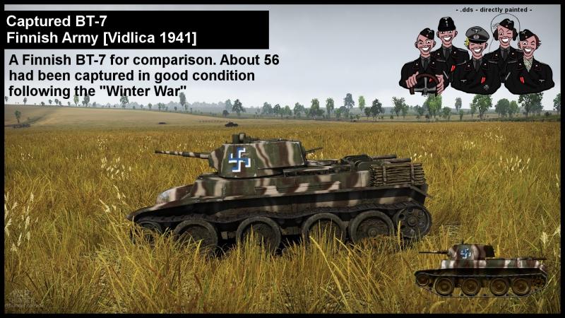 скачать камуфляж для war thunder танки бт 7