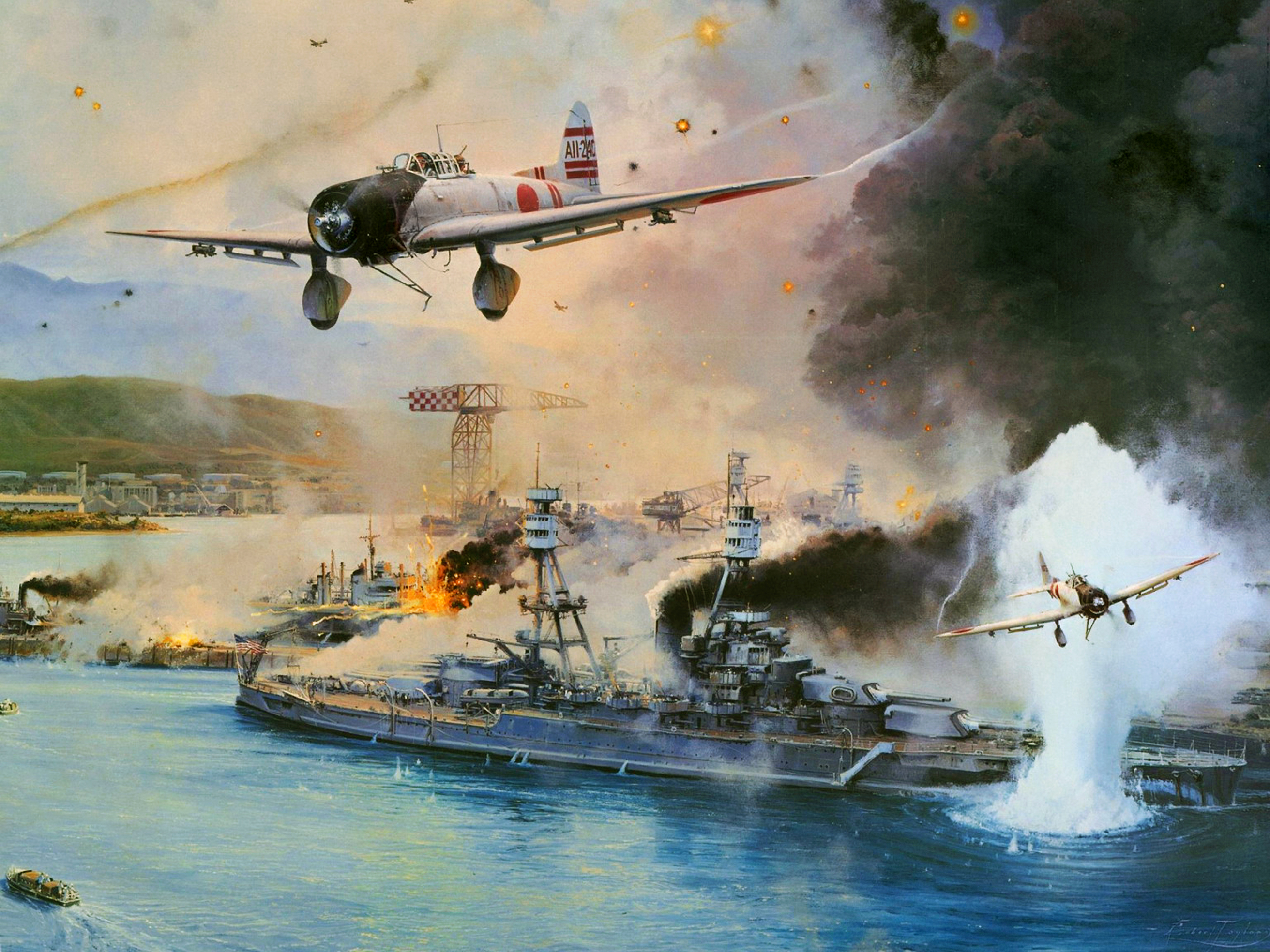 attack on pearl harbor essays Pearl harbor vs september 11th  save your essays here so you can locate them quickly topics in paper world war ii  during the attack of pearl harbor,.
