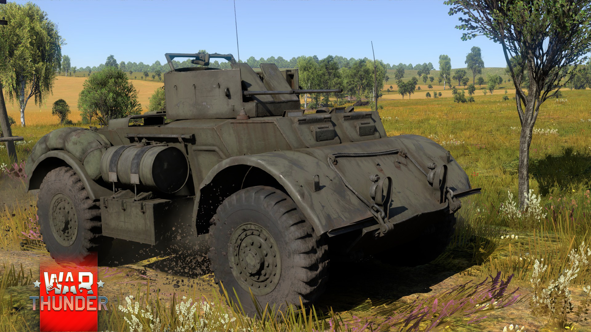 war thunder cars