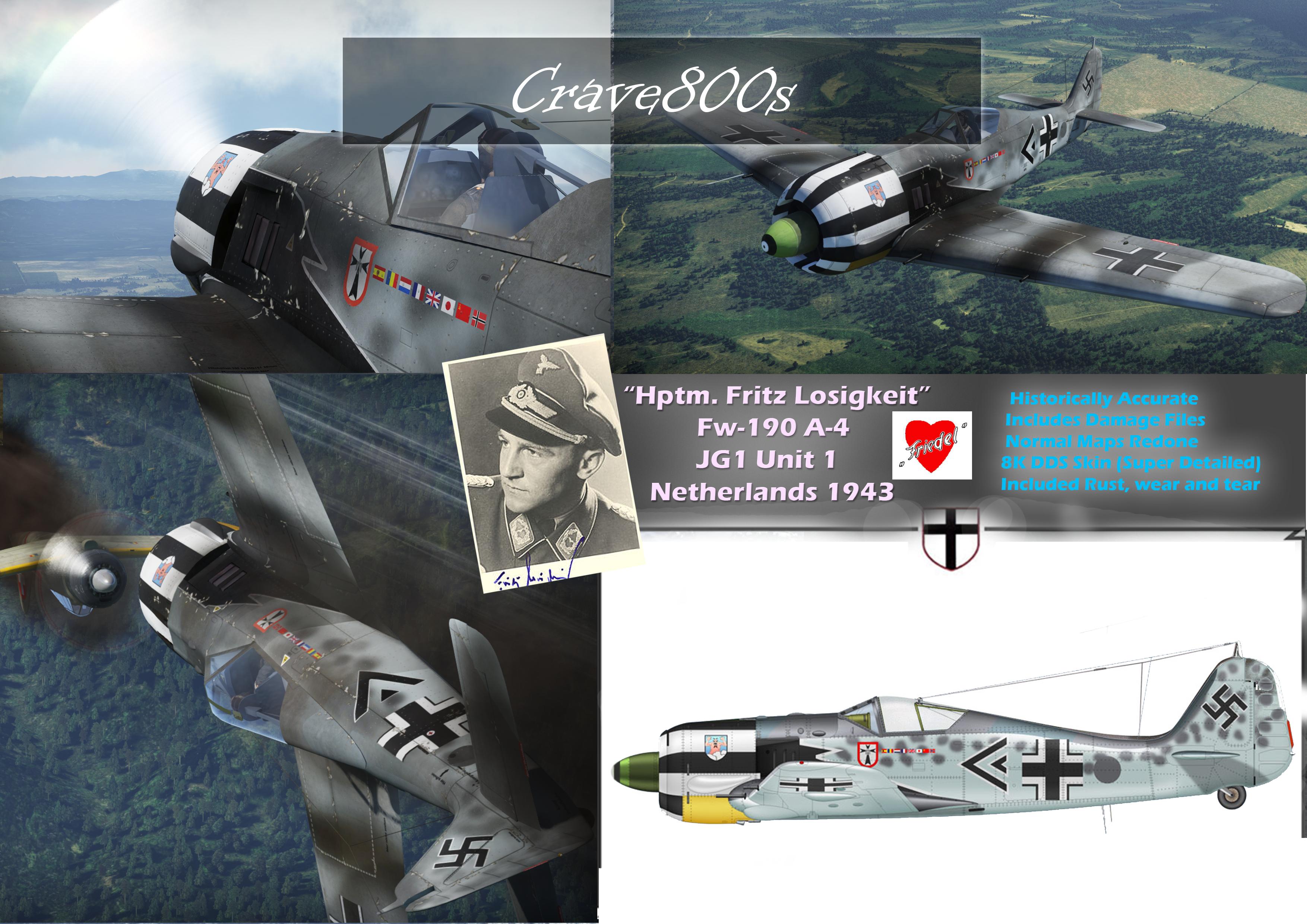 Fw 190 A4 War Thunder