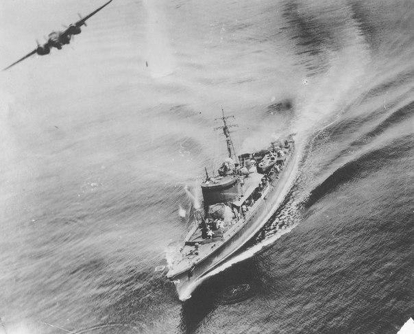 самолет охотник за подводными лодками