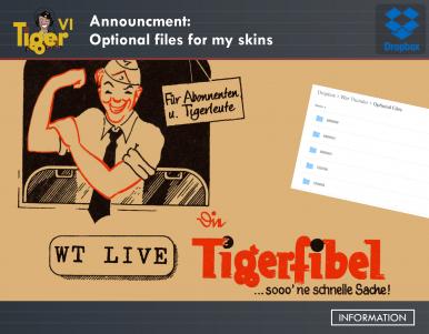 WT Live // Tiger_VI