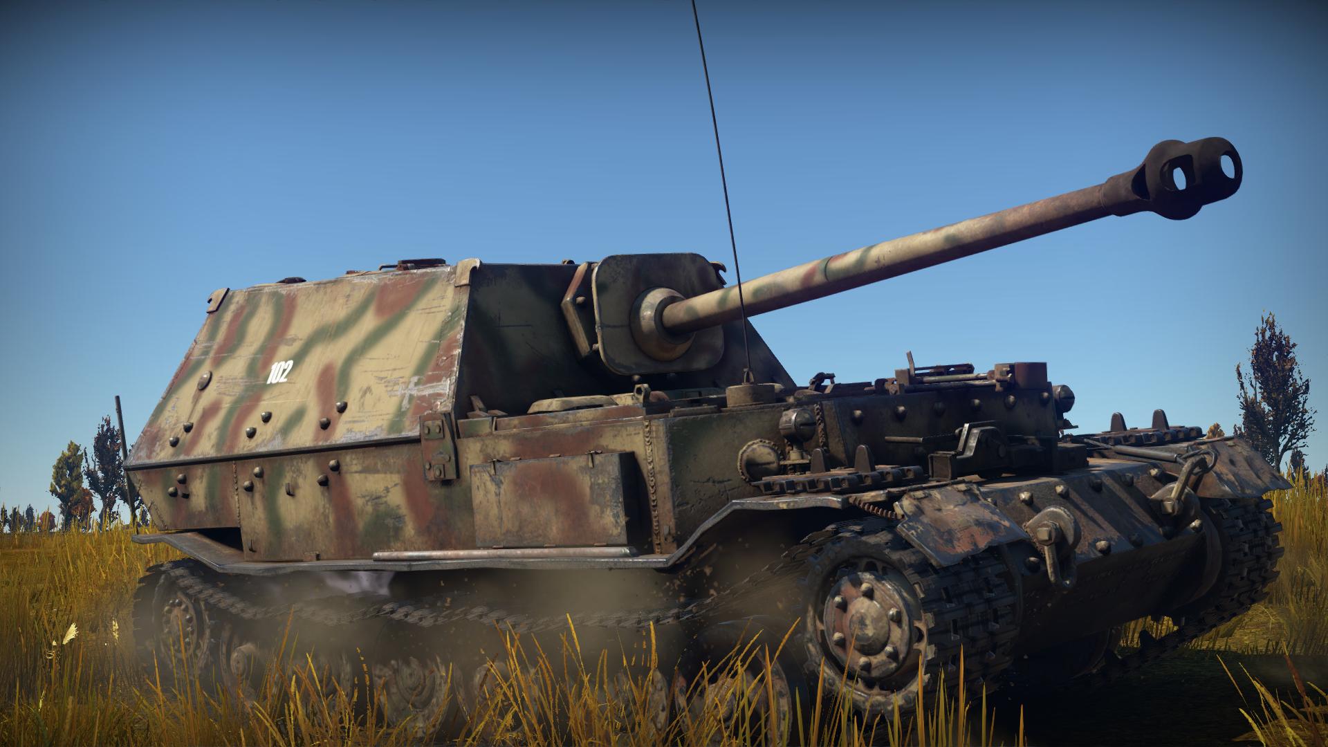 Фото танка фердинанда