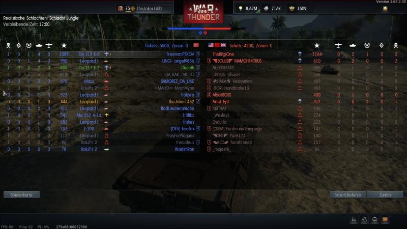 keofox war thunder